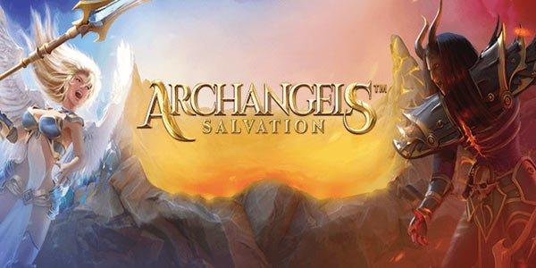 """Attēlu rezultāti vaicājumam """"archangels slot"""""""