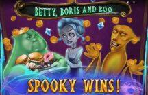 Betty Boris and Boo