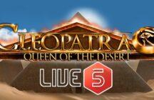 Cleopatra: Queen of the Desert