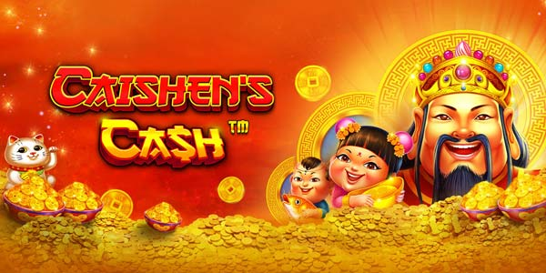 Caishen's Cash Slot Machine ★ Pragmatic Play - Slotorama