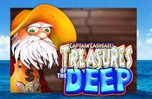 Captain Cashfalls Treasures of the Deep