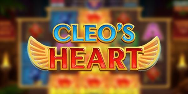 Cleo's Heart Slot (RTP 95.47%) >> NetGame Entertainment