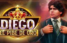 Diego El Pibe De Oro