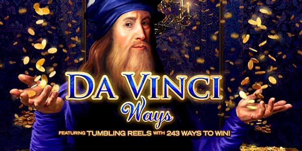 Da Vinci Slot Machine