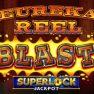 Eureka Reel Blast! Superlock Jackpot