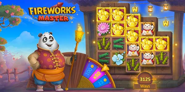 Fireworks Master Slot - Read the Review and Play for Free