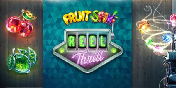 Play Fruit Spin Slot By Netent Online For Free Slotorama