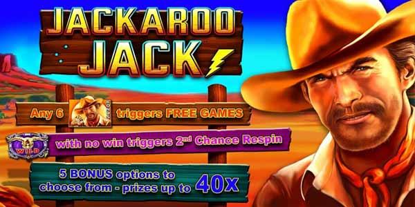 Spiele Jackaroo Jack - Video Slots Online