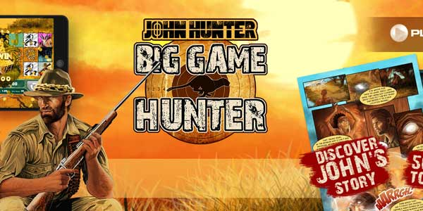Spiele John Hunter Big Game - Video Slots Online