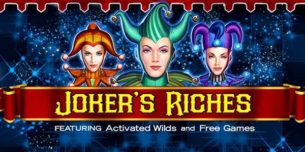 Joker's Riches