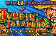 Jumpin Jalapenos with Quick Strike