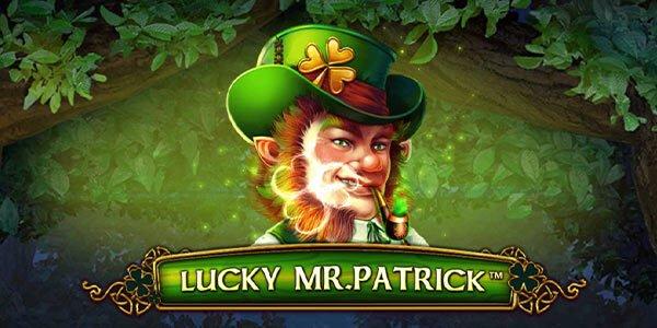 Lucky Mr. Patrick