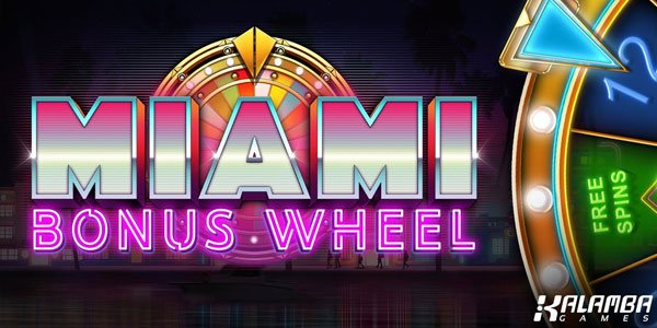 Miami Bonus Wheel