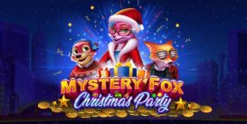 Mystery Fox Christmas Party
