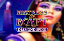 Mistress of Egypt: Diamond Spins