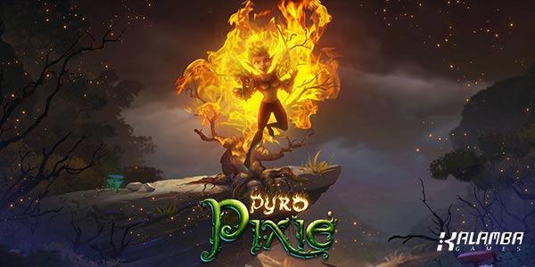 Spiele Pyro Pixie - Video Slots Online