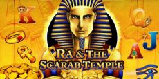 Ra and the Scarab Temple