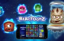 Reactoonz Free Play