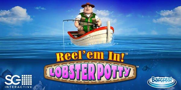 Reel'em In Lobster Potty