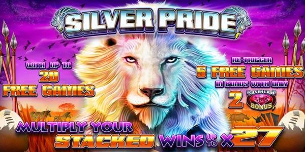Silver Pride Stellar Jackpots