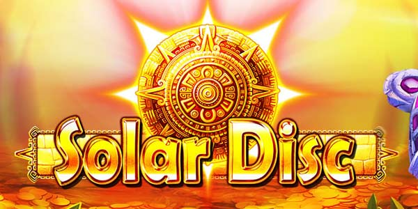 Solar Disc Online Slot Machine by IGT for Free Play