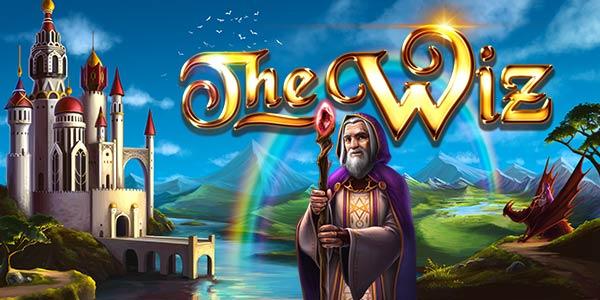 Spiele The Wiz - Video Slots Online