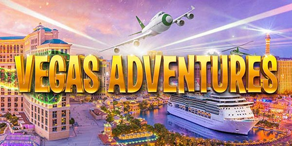 Vegas Adventures with Mr Green Slot Machine