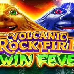 Play Volcanic Rock Fire Twin Fever By Konami Free Slotorama