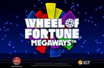 Wheel of Fortune Megaways