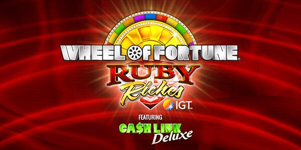 Wheel of Fortune: Ruby Riches