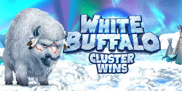 Spiele White Buffalo Cluster Wins - Video Slots Online