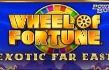POWERBUCK$ Wheel of Fortune Exotic Far East