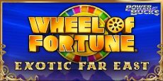 POWERBUCK$ Wheel of Fortune Exotic Far East