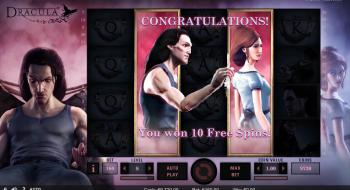 Dracula Slot Online Free Spins